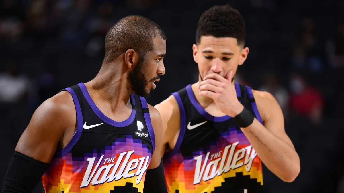 Wednesday's 3 NBA Player Props to Bet: Chris Paul, Daniel Theis & Garrett Temple article feature image