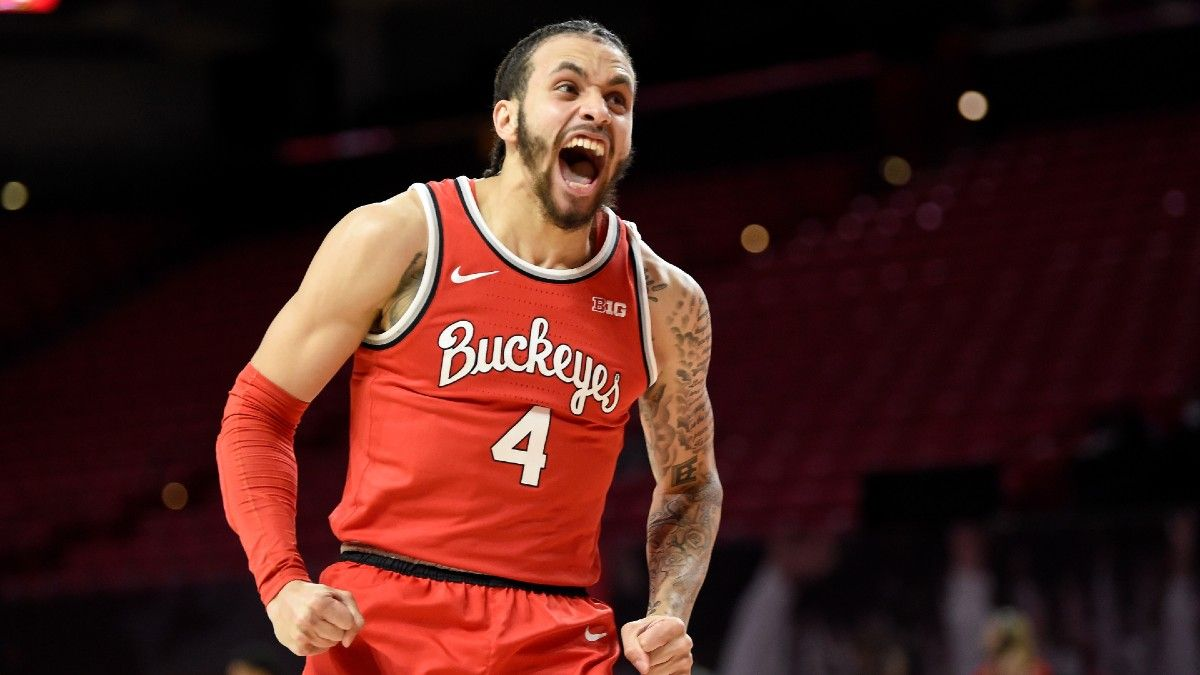 College Basketball Odds & Pick for Ohio State vs. Michigan State: Thursday's Betting Value on Buckeyes article feature image