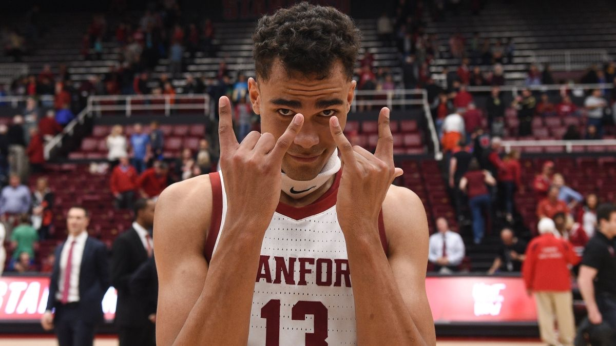 California vs. Stanford College Basketball Odds & Pick: Sharp Action Hitting Sunday Night's Spread article feature image