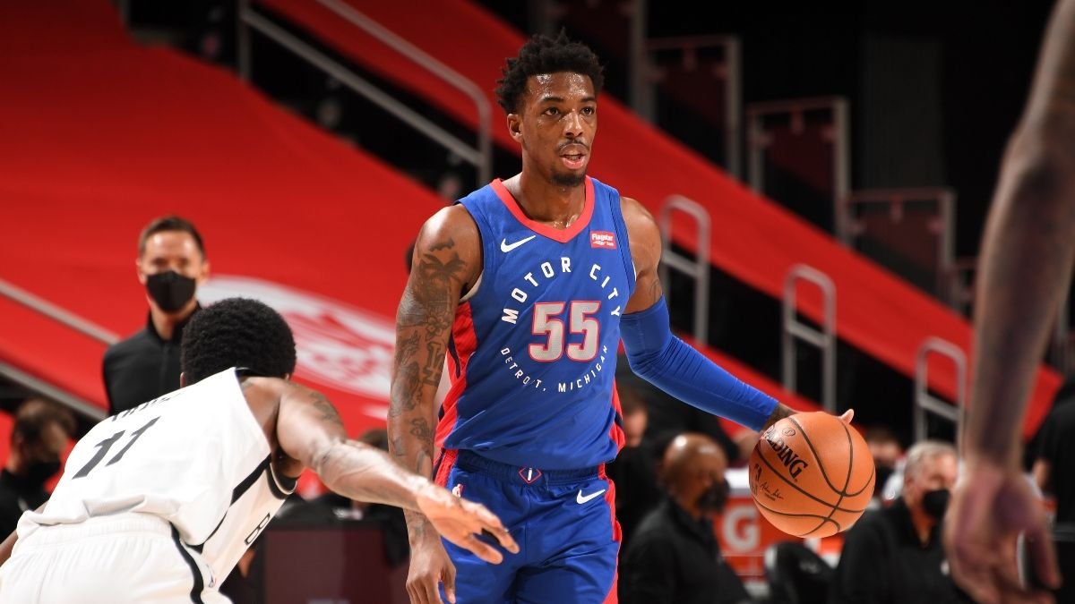 William Hill Michigan Promo: Bet the Pistons Risk-Free Up to $2,021! article feature image