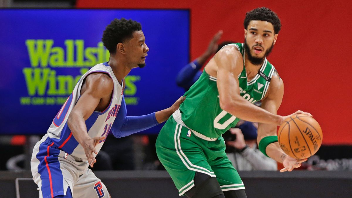 Pistons vs. Celtics Odds & Picks: Can Detroit Pull Off Another Upset? (Friday, Feb. 12) article feature image