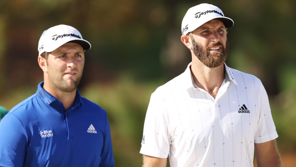 2021 Genesis Invitational Odds: Dustin Johnson the Clear Favorite at Riviera article feature image
