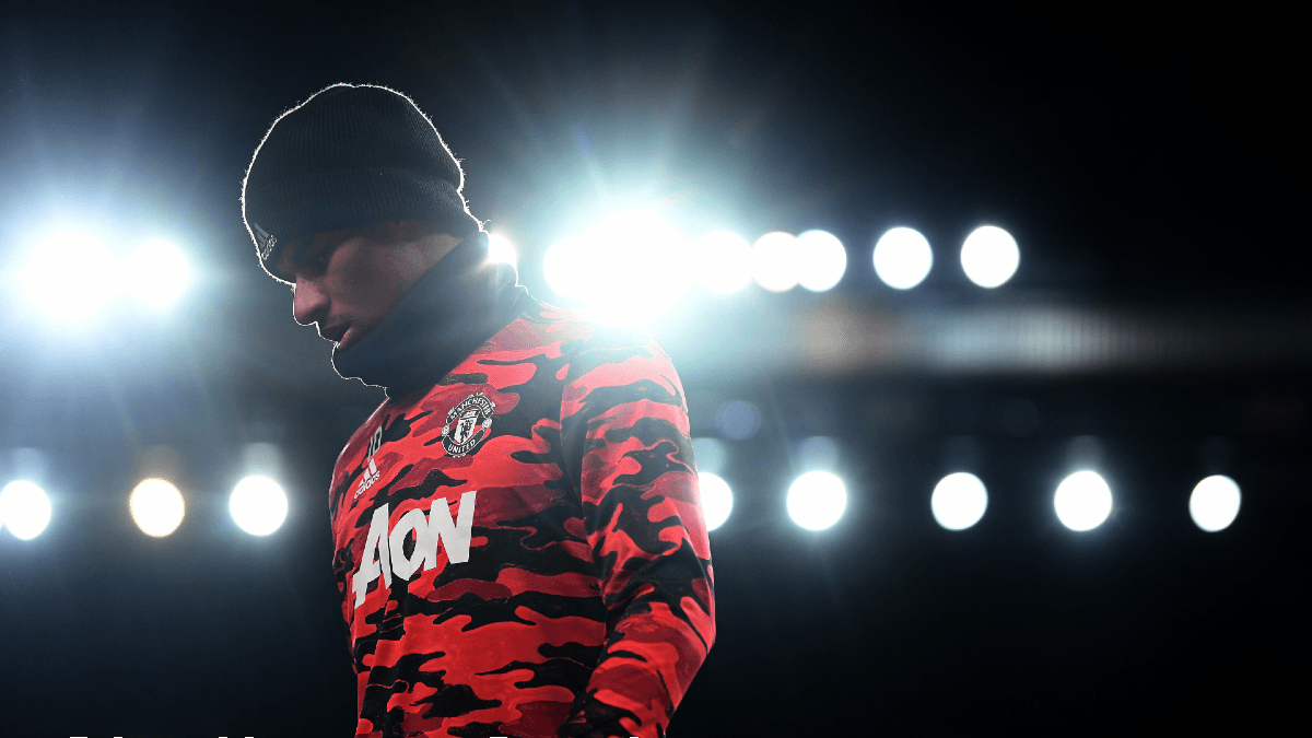 English Premier League Betting Odds & Pick for West Bromwich Albion vs. Manchester United (Sunday, Feb. 14) article feature image
