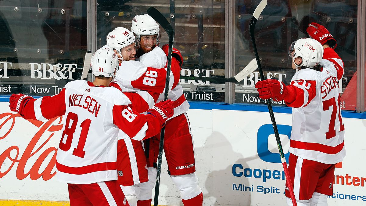 Panthers vs. Red Wings Odds & Pick: Value on Underdog Detroit (Friday, Feb. 19) article feature image