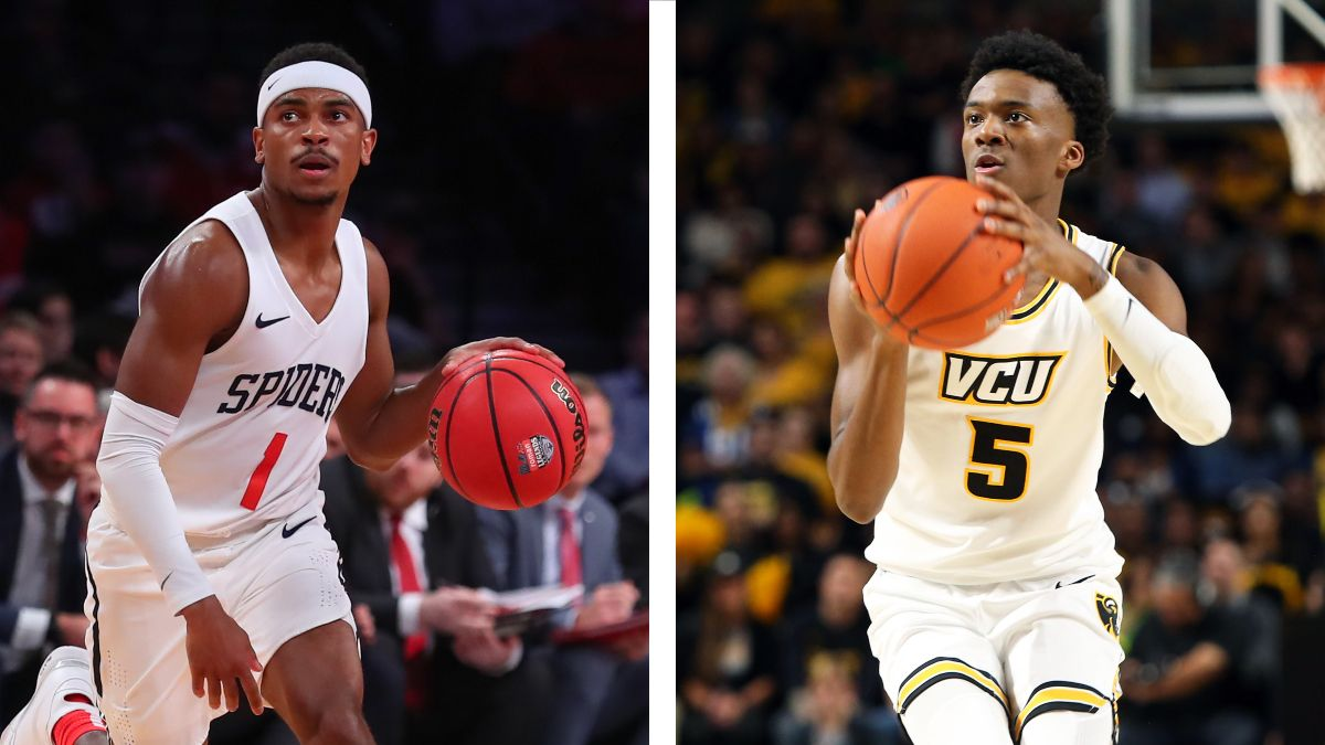 College Basketball Best Bets: Our Staff's 6 Favorite Picks for Wednesday, Including UNC vs. Northeastern, VCU vs. Richmond, & More (Feb. 17) article feature image