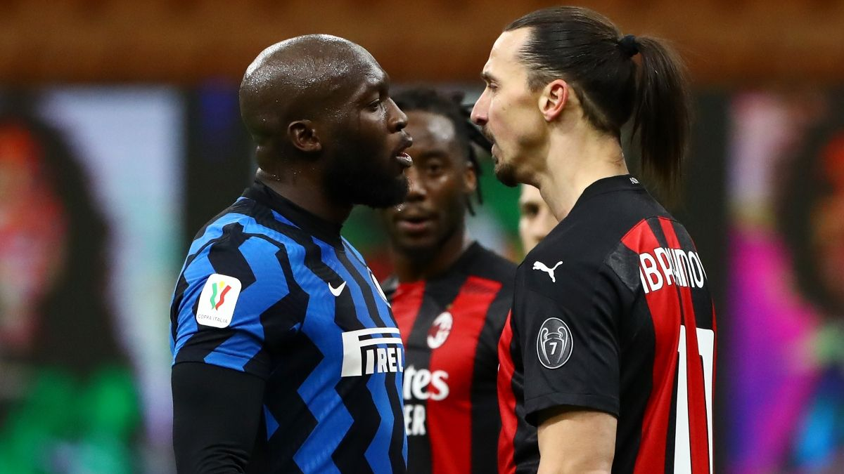 Sunday Serie A Betting Odds, Picks & Predictions: AC Milan vs. Inter Milan (Feb. 21) article feature image