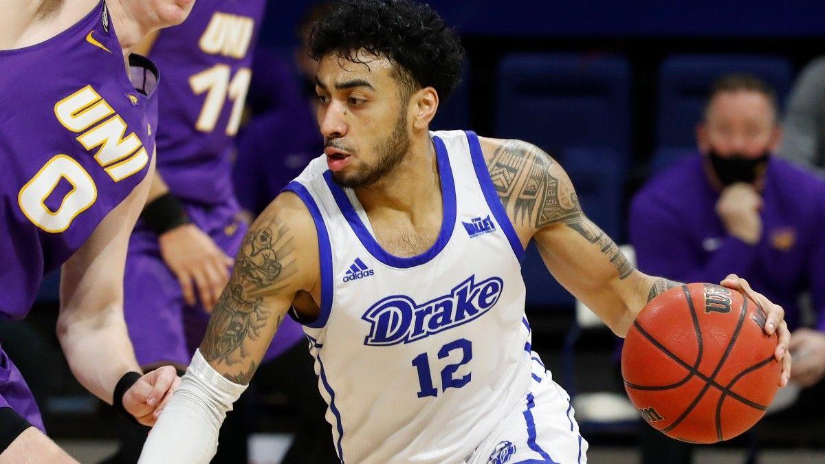 Roman Penn Out For Season: Drake's NCAA Tournament and MVC Chances Take Big Hit article feature image