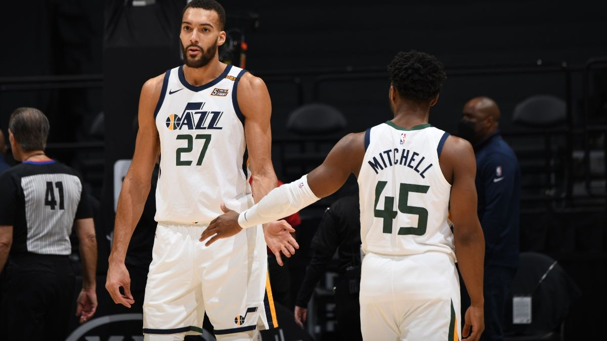 Hornets vs. Jazz NBA PRO Report: Sharps Targeting the Total in Salt Lake City (Monday, Feb. 22) article feature image