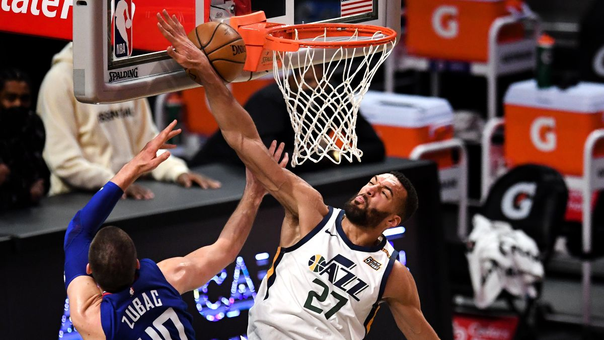 Jazz vs. Clippers Odds & Picks: How to Bet Friday's Clash of Elite Western Conference Teams article feature image