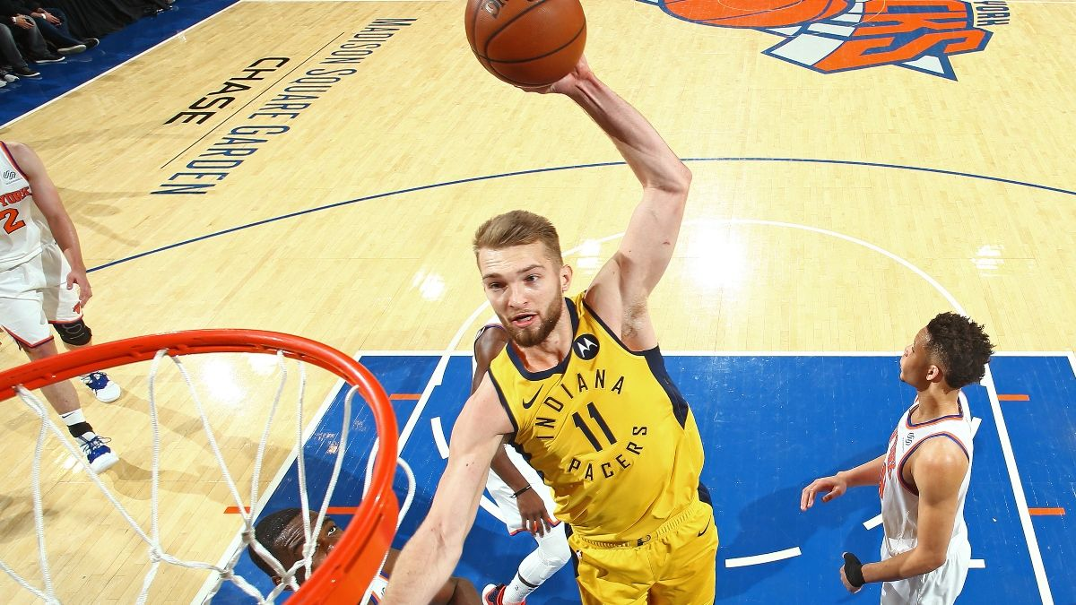 Indiana Pacers Promo: Bet $20, Win $125 if the Pacers Score a Slam Dunk! article feature image