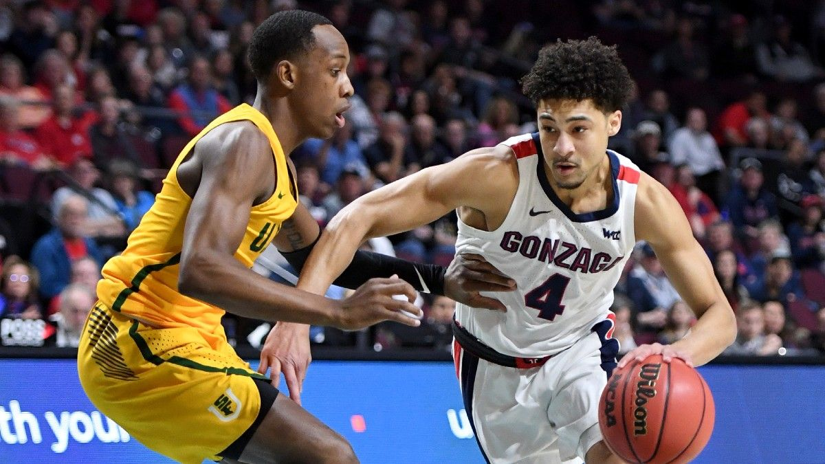 Gonzaga vs. San Francisco College Basketball Betting Odds & Pick: Back the Dons to Cover article feature image
