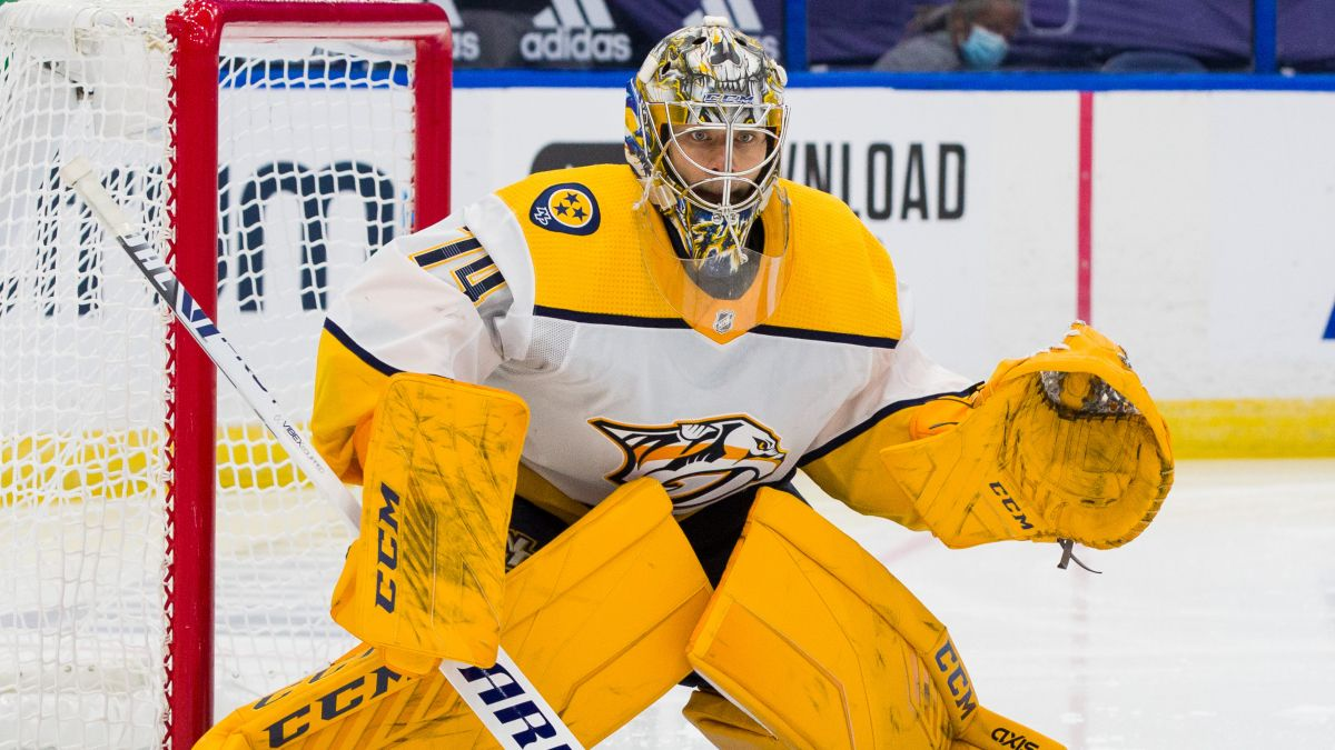 Predators vs. Panthers Odds & Picks: Wait for Goaltending Matchup Before Backing Nashville article feature image