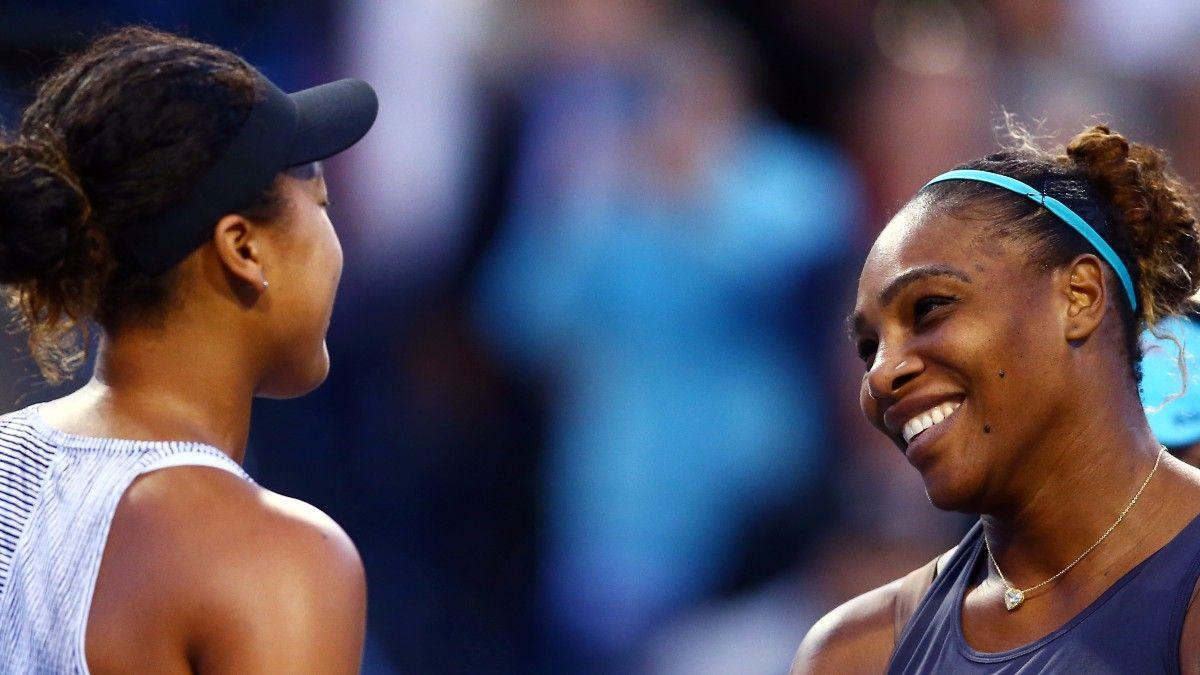 Serena Williams vs. Naomi Osaka: Bettors Backing Underdog in Australian Open Semifinal article feature image