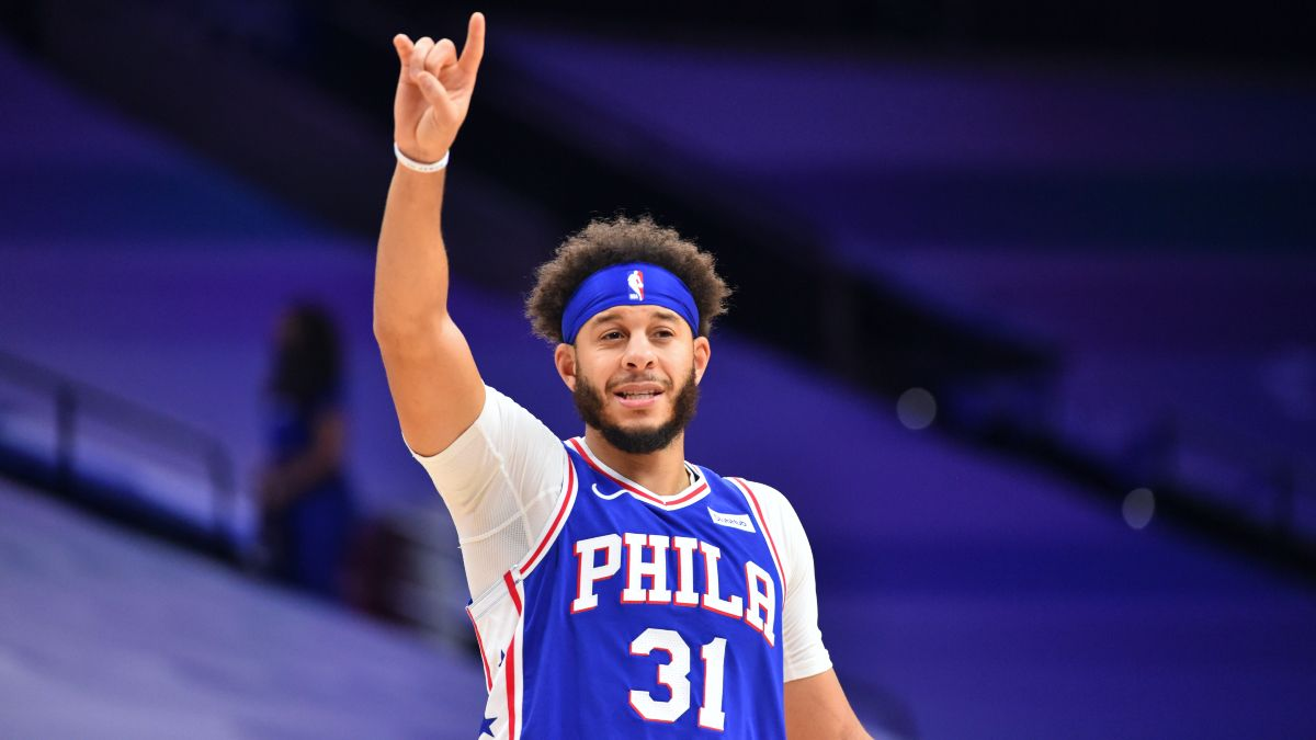 76ers vs. Hawks Odds, Promo: Win $6 Per 3-Pointer the Sixers Hit! article feature image