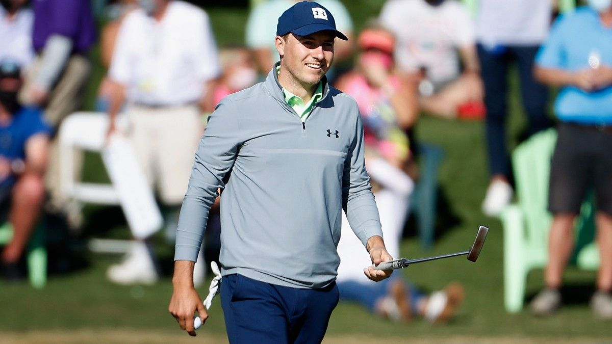 Action Network Podcast: Jordan Spieth's Stats, Kevin Streelman's Value & DFS Plays for Pebble Beach article feature image