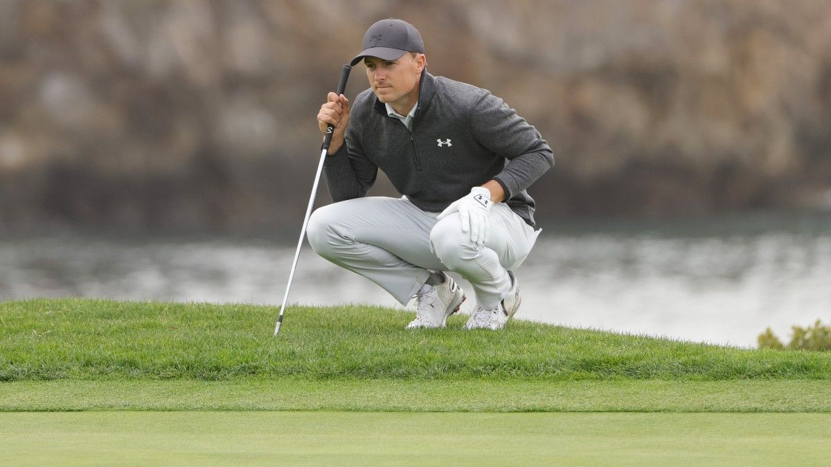 Genesis Invitational Market Report: Bettors Riding Jordan Spieth's Run article feature image