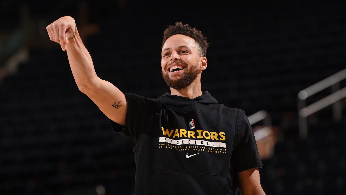 Warriors vs. Pacers NBA Odds & Pick: Fade Indiana After Weeklong Hiatus article feature image