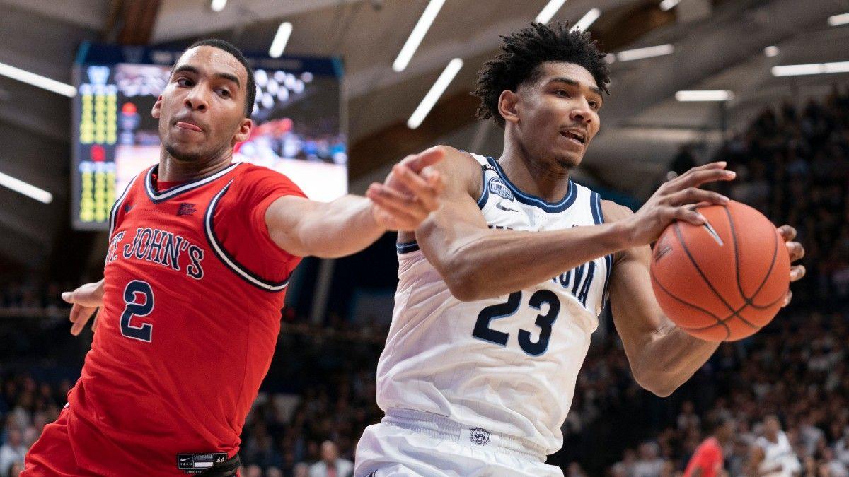 Wednesday College Basketball Best Bets: Our Staff's 5 Picks for St. John's vs. Villanova, Missouri vs. Kentucky, More Games (Feb. 3) article feature image