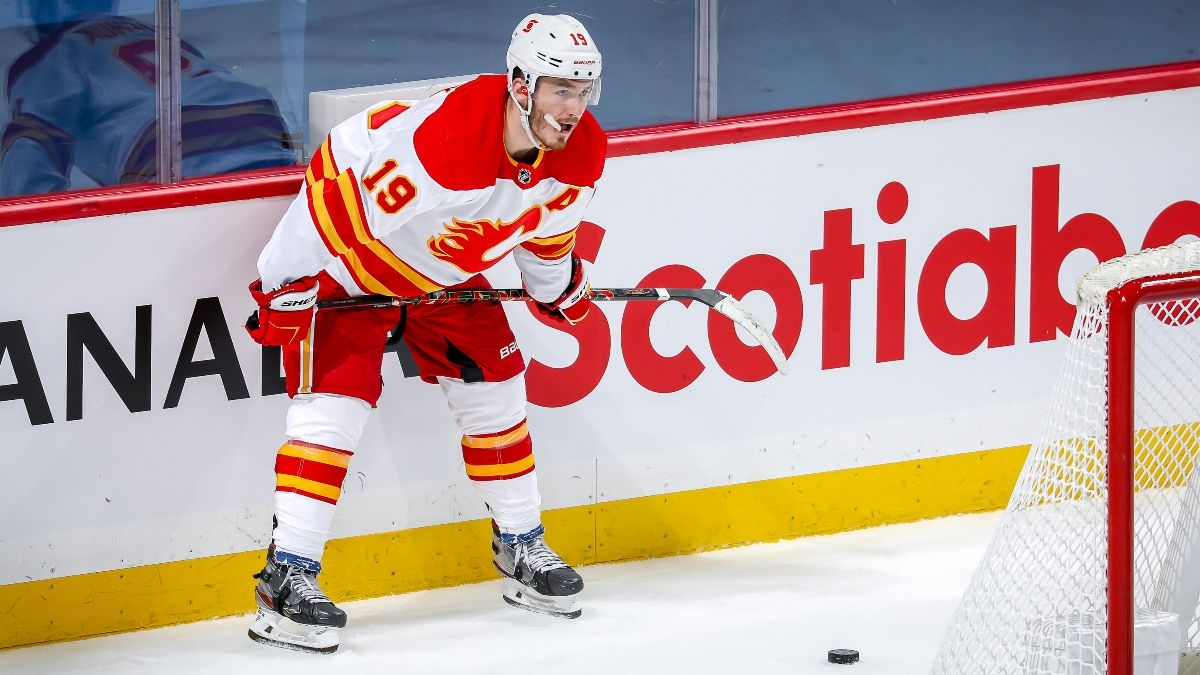 NHL Odds & Pick for Flames vs. Jets: Calgary Has Value on Thursday Night (Feb. 4) article feature image
