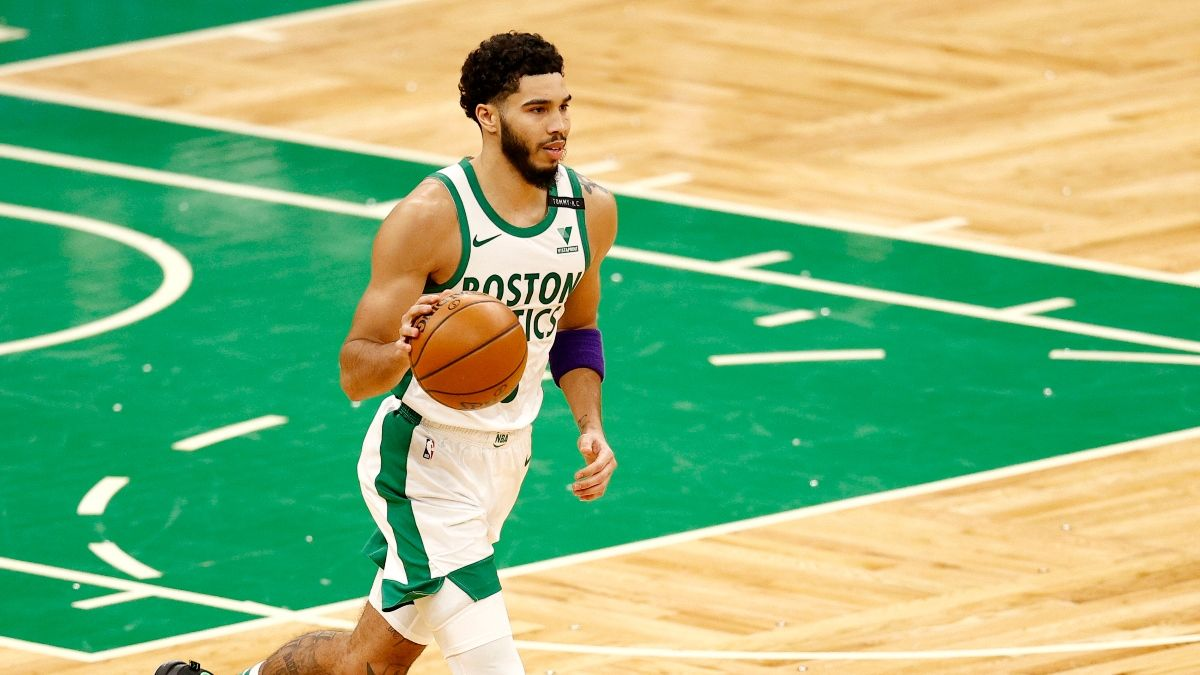 Rockets vs. Celtics NBA Odds & Picks: Big Money Taking Boston at Home (Friday, April 2) article feature image