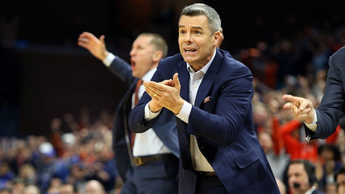 Virginia vs. Florida State College Basketball PRO Report: How Sharps Are Betting Monday's Over/Under article feature image