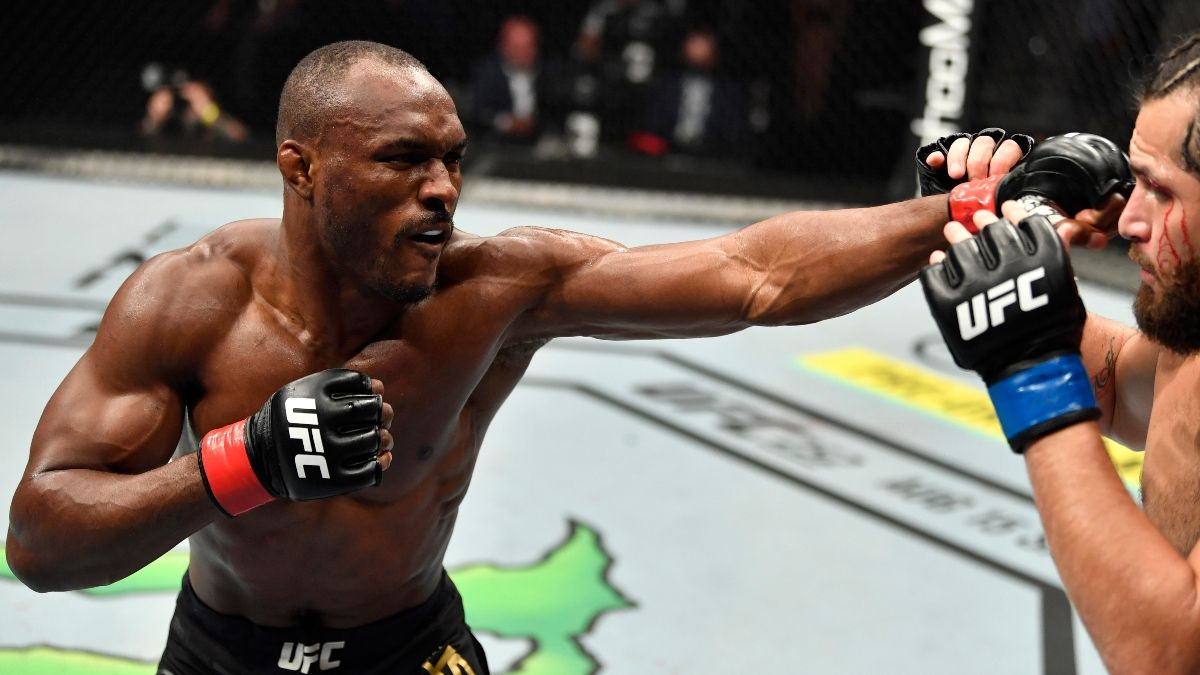 UFC 258 Promos: Bet $20, Win $125 if Usman Lands at Least One Strike, More! article feature image