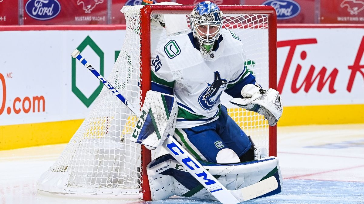 NHL Odds & Pick for Canucks vs. Maple Leafs: Do These Odds Flatter Toronto? (Thursday, Feb. 4) article feature image