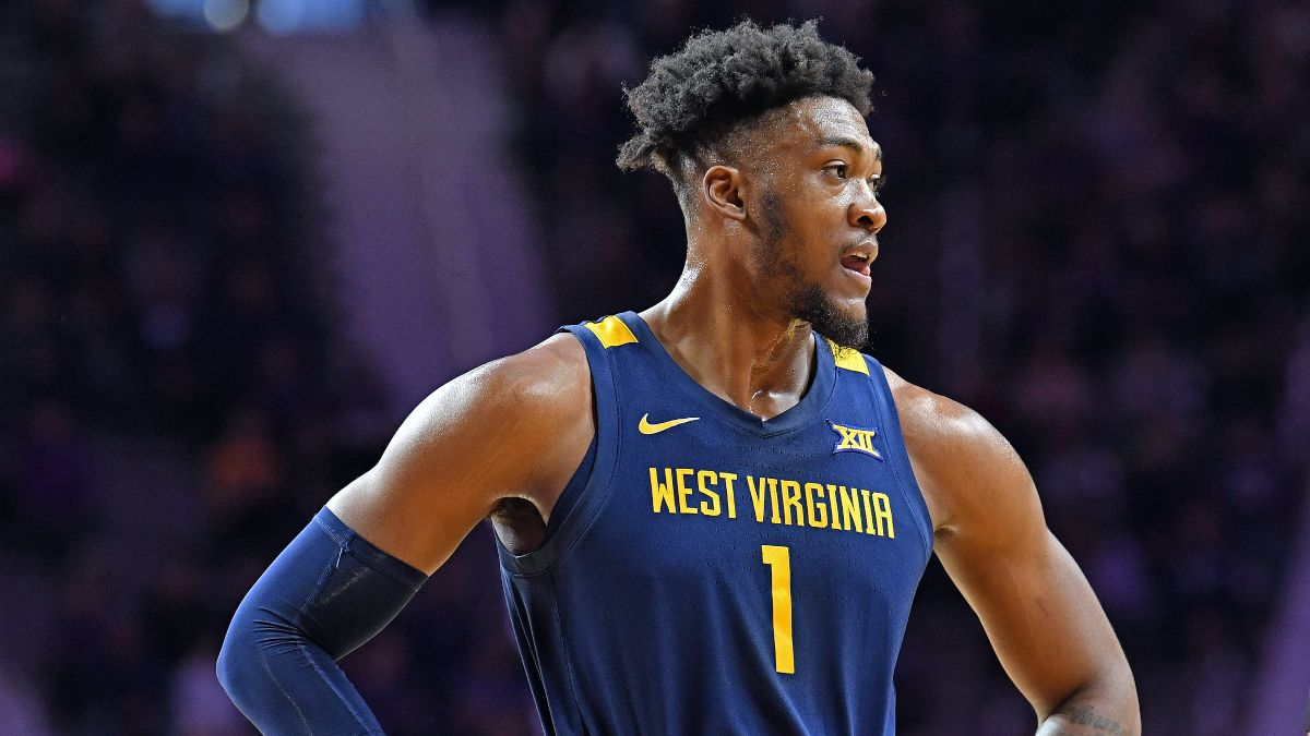 DraftKings Sportsbook Promo: Bet $1, Win $100 if West Virginia Makes a 3-Pointer! article feature image