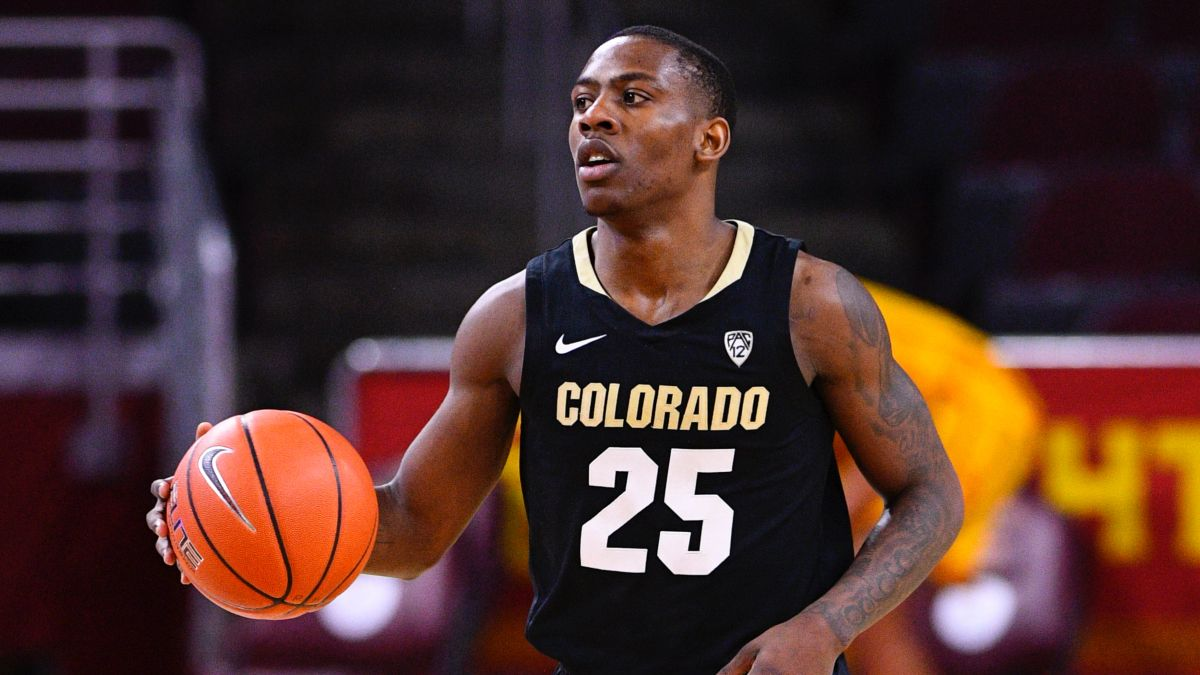 Colorado vs. Stanford Basketball Odds & Pick: Back Buffaloes On Thursday Night article feature image