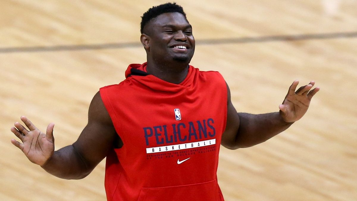 Zion Williamson to Start NBA All-Star Game After Joel Embiid & Ben Simmons Removed For COVID Protocols article feature image