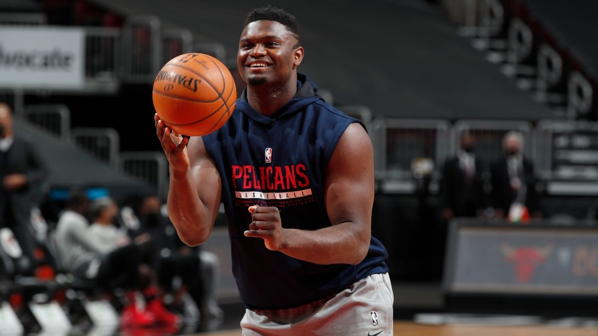 NBA Injury News & Starting Lineups (April 6): Zion Williamson Probable, Domantas Sabonis Out Tuesday article feature image