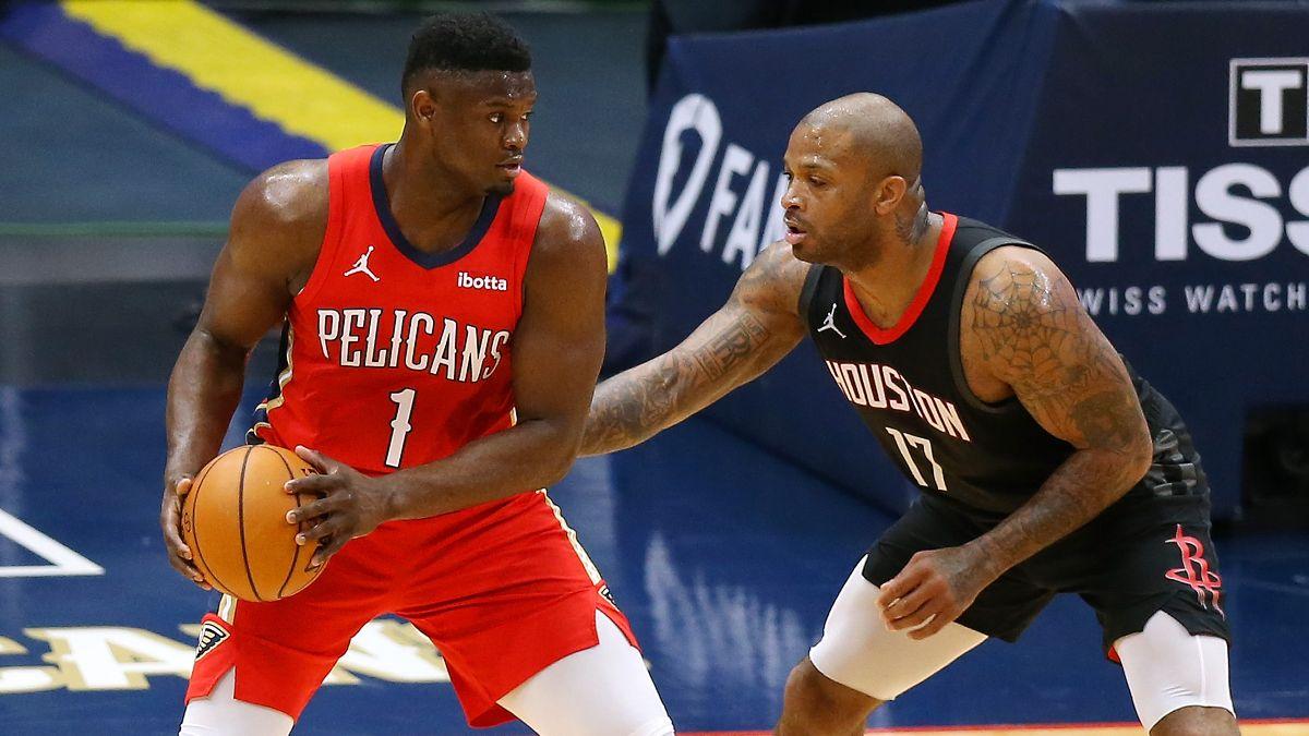 Rockets vs. Pelicans NBA Odds & Picks: The Size Advantage Places Value on New Orleans article feature image