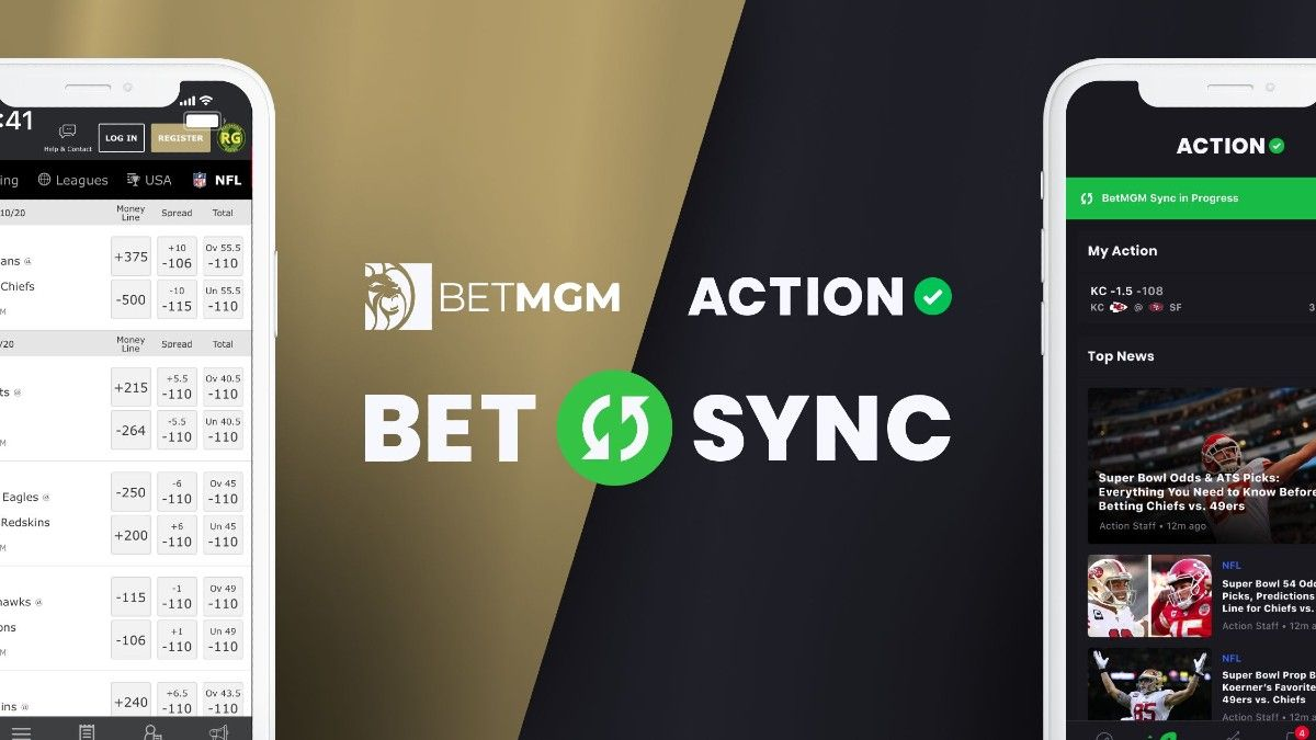 BetSync 101: How to Use The Action Network's Automatic Bet Tracking article feature image