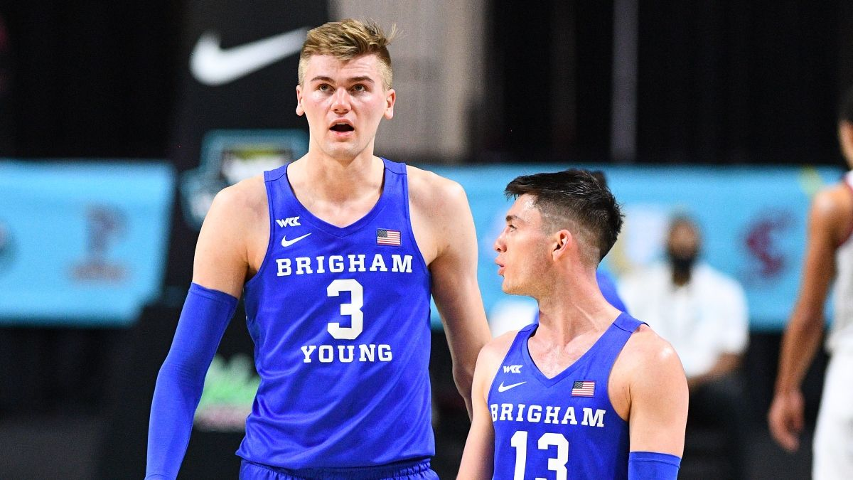 BYU vs. UCLA Odds For NCAA Tournament First Round article feature image