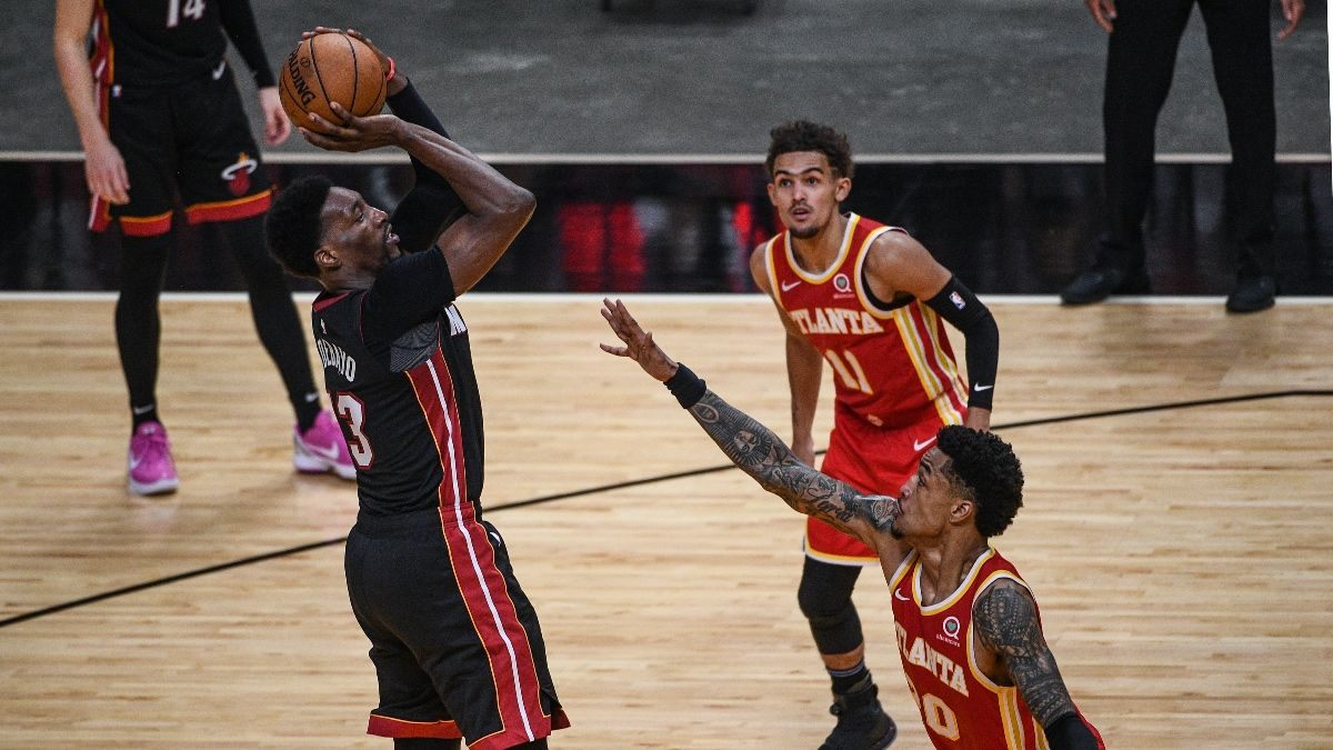 Trail Blazers vs. Heat NBA Odds & Picks: Expect Big Night From Miami's Bam Adebayo (Thursday, March 25) article feature image