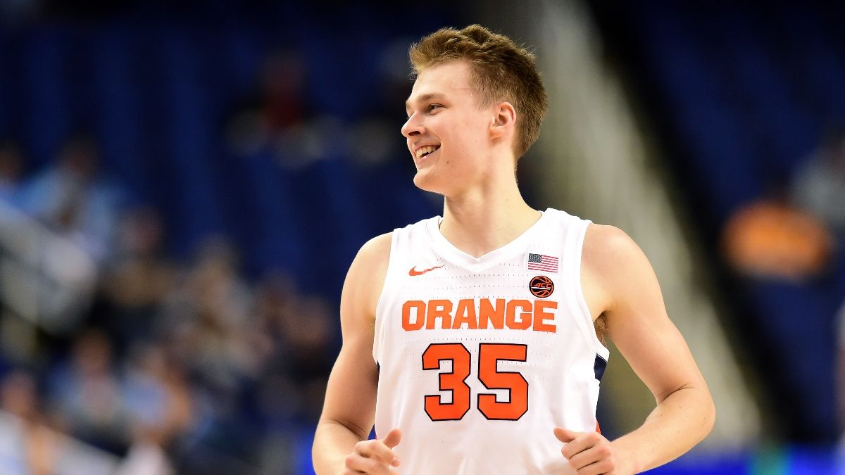 West Virginia vs. Syracuse Betting Odds & Picks: Back the Orange in Second Round of NCAA Tournament article feature image