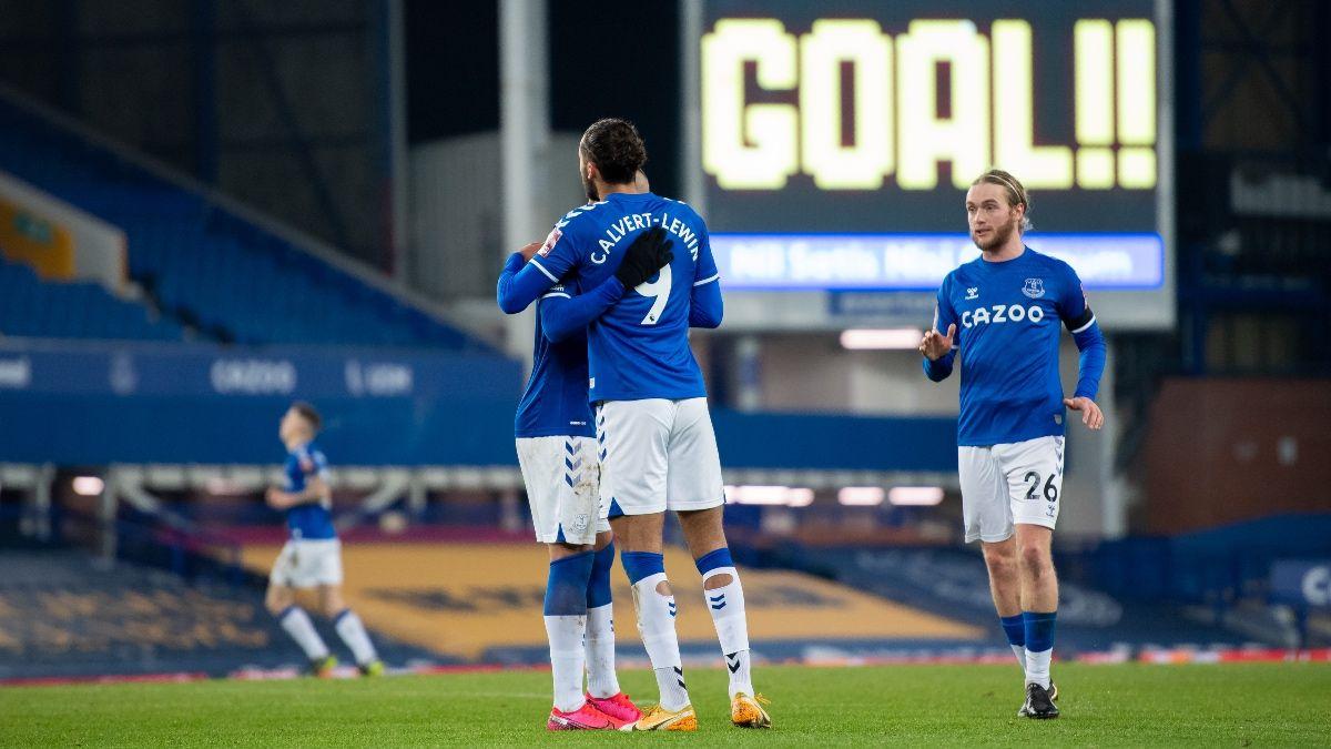 West Bromwich Albion vs. Everton Odds, Picks & Predictions: How To Bet Thursday's Premier League Match article feature image