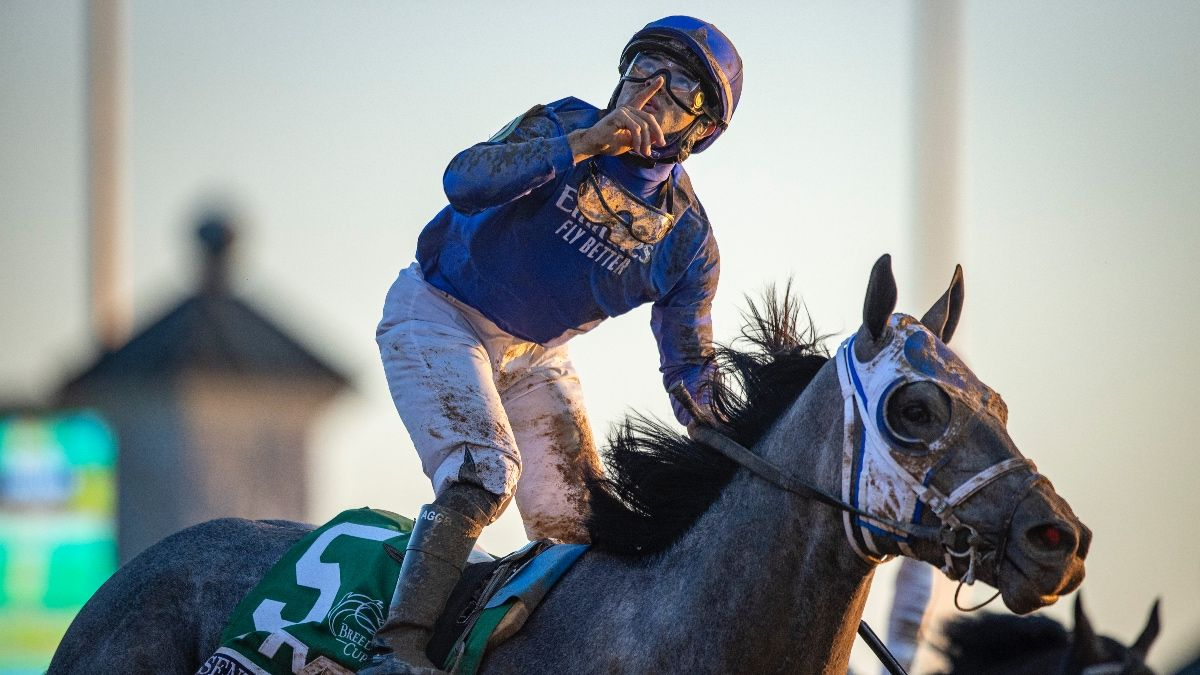 2021 Kentucky Derby Futures Betting Odds: Unbeaten Concert Tour, Essential Quality Tabbed Early Favorites article feature image