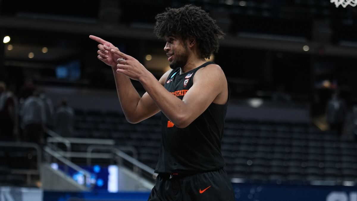 Oregon State vs. Houston Odds & Pick: How To Bet This Elite Eight Spread article feature image