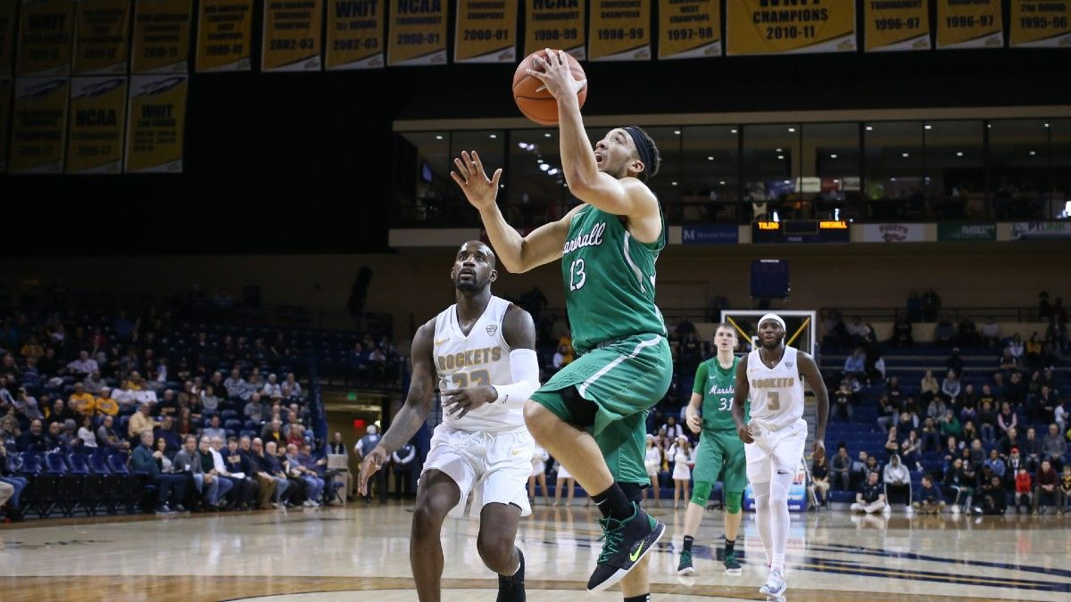 2021 Conference USA Tournament Betting Preview, Odds & Bracket: Marshall's Style Can Give Herd an Edge article feature image