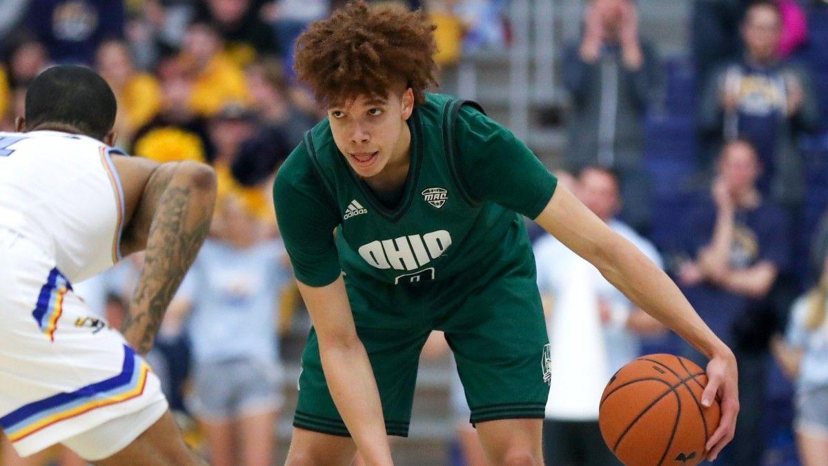 NCAA Tournament Player Props: Saturday's Early Evening Picks, Including Iowa's Luka Garza & Ohio's Jason Preston article feature image