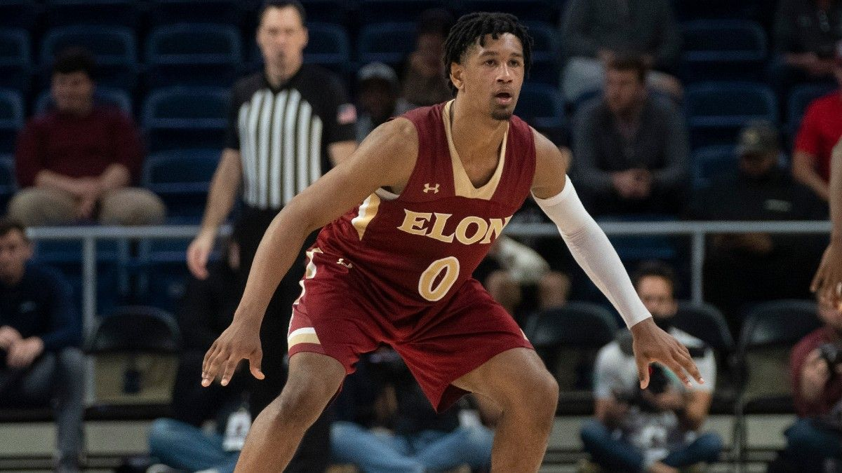 Elon vs. Drexel CAA Championship Game Betting Odds & Pick: Phoenix Due for Regression (March 9) article feature image