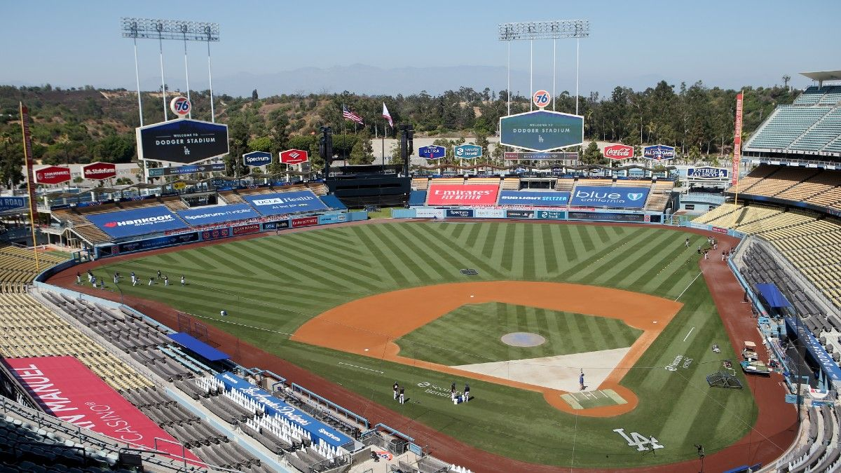 2021 MLB Season Betting Preview Hub article feature image