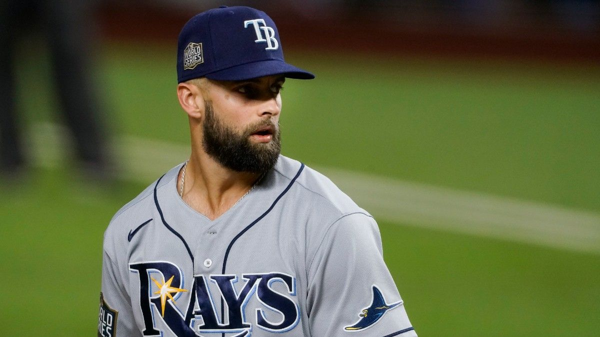 Nick Anderson Injured: What it Means for Rays' Odds, Plus Fantasy Impact article feature image