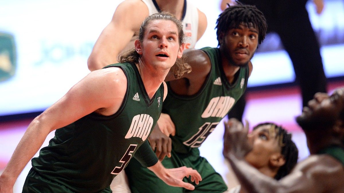 Buffalo vs. Ohio College Basketball Odds & Pick: How to Bet the MAC Championship Game (Saturday, March 13) article feature image