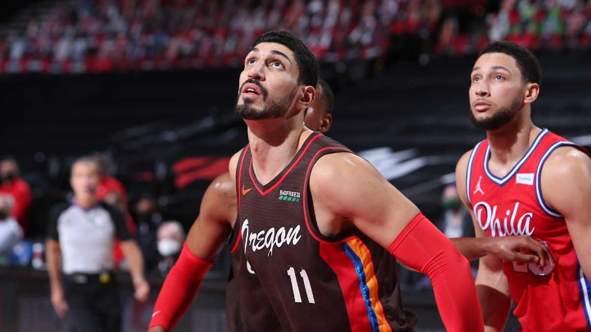 NBA Player Prop Bets, Picks: 3 for Monday's Slate, Including Enes Kanter & Brandon Ingram (March 1) article feature image