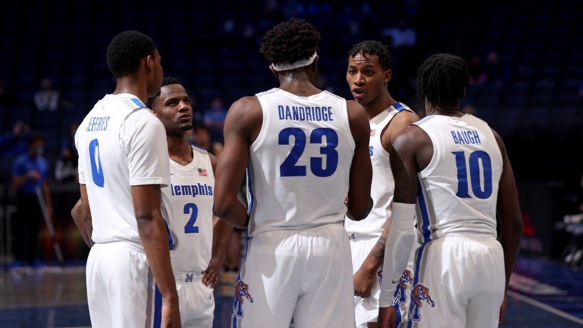 American Athletic Conference Tournament Preview, Bracket & Outright Bet: Memphis Is Better Than Its Record Shows article feature image