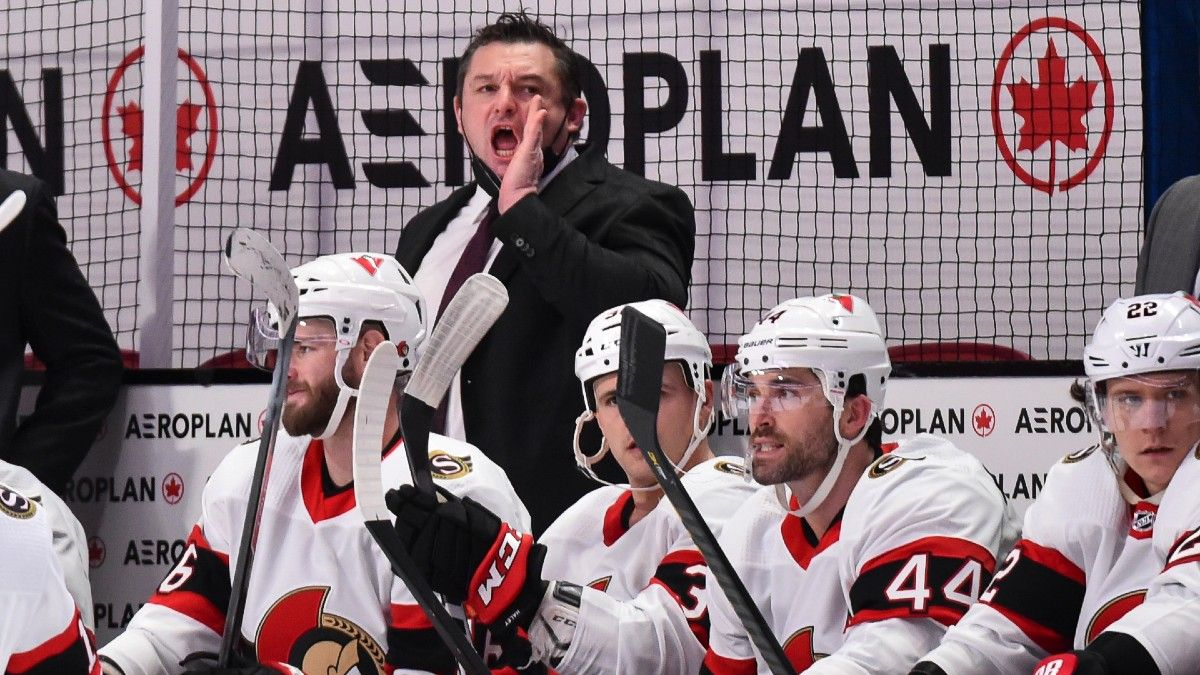 NHL Odds & Pick for Senators vs. Flames: Ottawa Provides Solid Live Opportunity (Thursday, March 4) article feature image