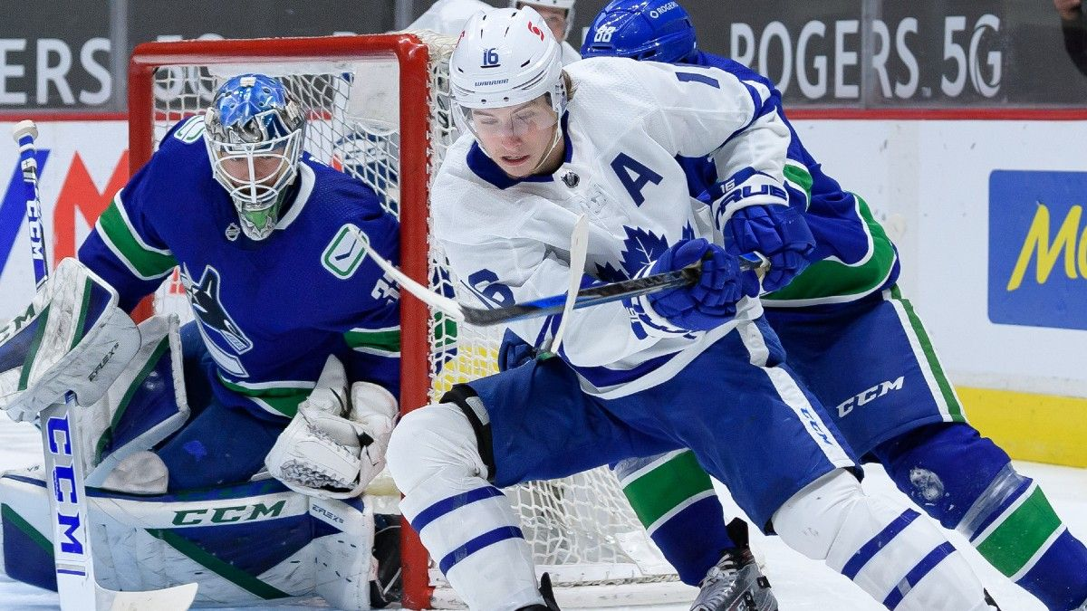 Maple Leafs vs. Canucks Odds & Pick: Back Toronto to Get Revenge in Rematch (March 6) article feature image