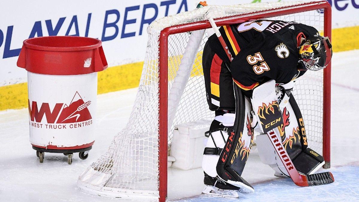 Senators vs. Flames NHL Odds & Pick: Here's a Good Spot to Back Ottawa (March 7) article feature image